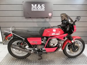 1979 Moto Guzzi 850 Le Mans For Sale