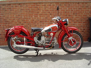 1947 Moto Guzzi GTV 500cc For Sale