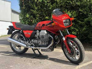 Moto Guzzi Le Mans Mk 3 850cc 1986 For Sale