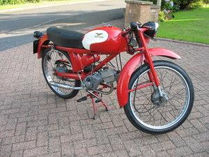 1957 Moto Guzzi Cardellino 73cc tipo Lusso