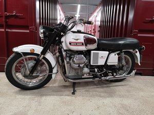 1971 Moto Guzzi Ambassador For Sale