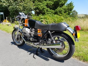 1991 Moto Guzzi 1000S For Sale