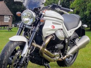 2011 Moto-Guzzi-Griso-1200-8V-8K-Tested For Sale