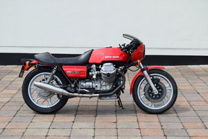 1977 Moto Guzzi Beautiful MK1 LeMans - Italian Classic! For Sale