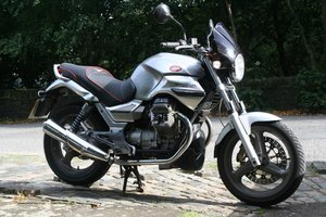2003 Moto Guzzi Breva 750 Ideal Shaft Drive Commuter For Sale