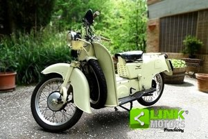 1951 MOTO GUZZI GALLETTO 135CC For Sale