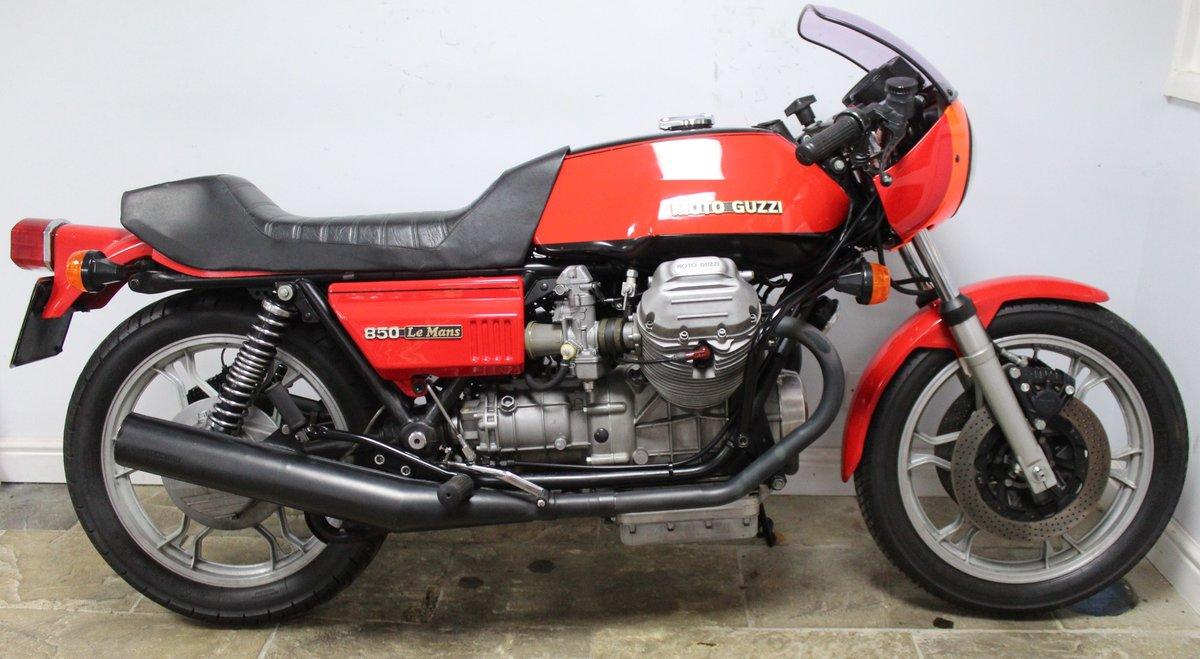 1976 Moto Guzzi MK 1 850 cc Le Mans Excellent SOLD (picture 1 of 6)