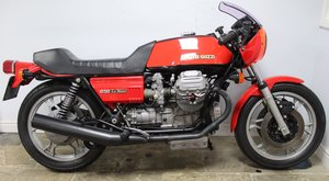 1976 Moto Guzzi MK 1 850 cc Le Mans Excellent SOLD