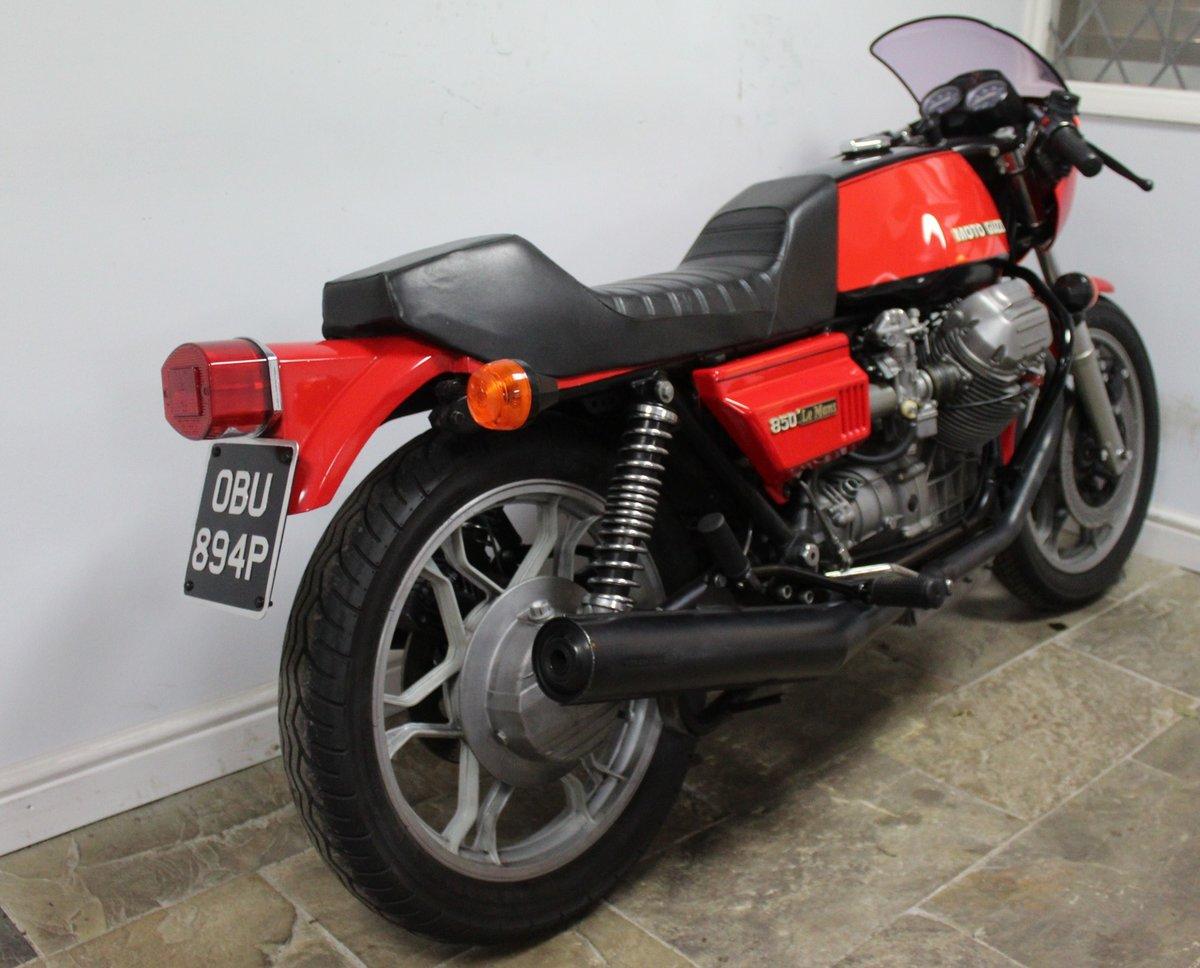 1976 Moto Guzzi MK 1 850 cc Le Mans Excellent SOLD (picture 2 of 6)