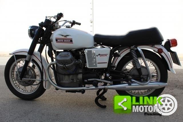 MOTO GUZZI V7 SPECIAL 1970 - ISCRITTA ASI For Sale (picture 1 of 6)