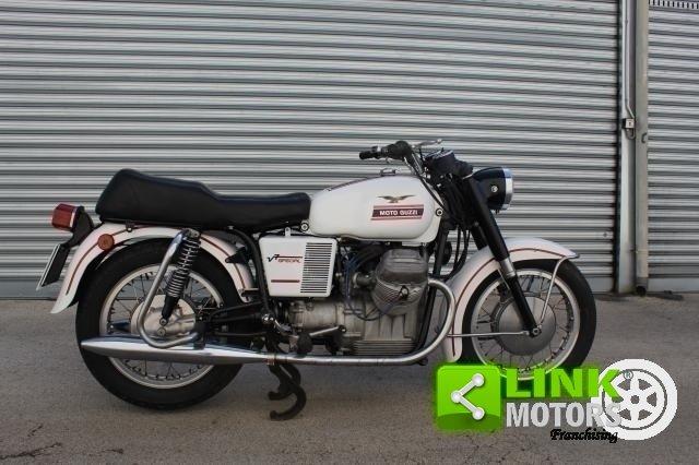MOTO GUZZI V7 SPECIAL 1970 - ISCRITTA ASI For Sale (picture 6 of 6)