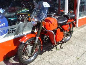 Moto Guzzi Nuovo Falcone 500 - 1970 - Collectable Classic
