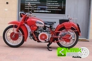 MOTO GUZZI FALCONE 500 SPORT 1961 - ISCRITTA ASI