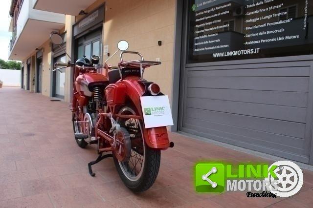 MOTO GUZZI FALCONE 500 SPORT 1961 - ISCRITTA ASI For Sale (picture 4 of 6)