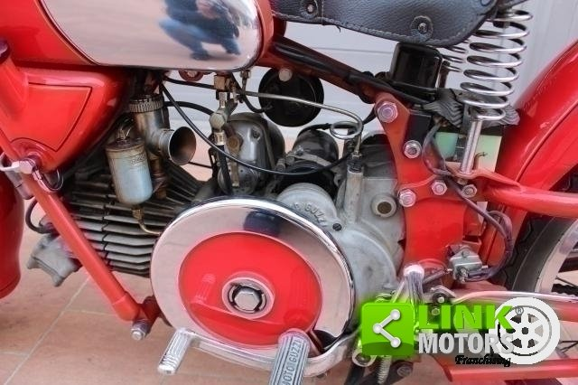 MOTO GUZZI FALCONE 500 SPORT 1961 - ISCRITTA ASI For Sale (picture 6 of 6)
