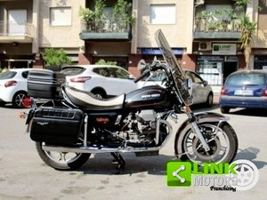 Moto Guzzi California II (1983) RESTAURO TOTALE For Sale