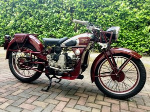 Moto Guzzi GTS 500 1938 For Sale