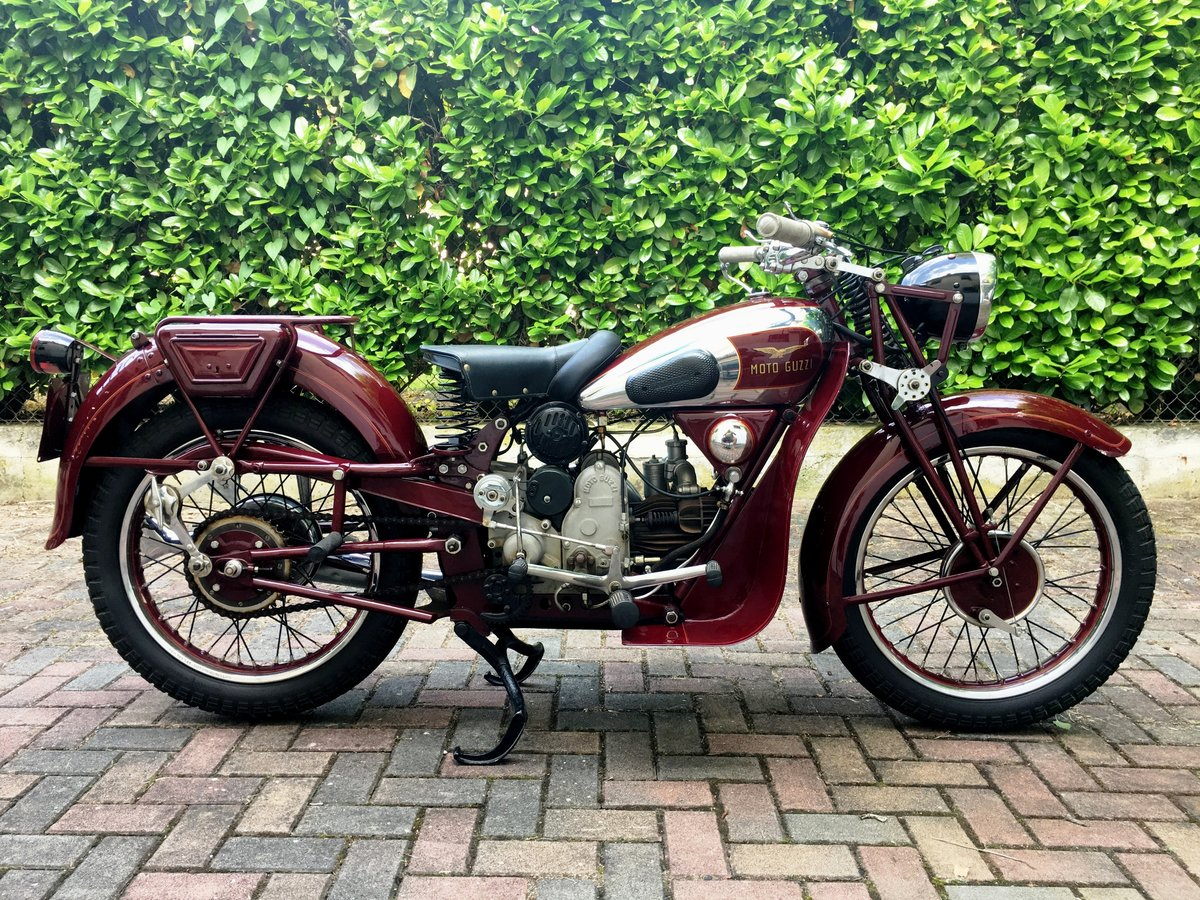 Moto Guzzi GTS 500 1938 For Sale (picture 3 of 6)