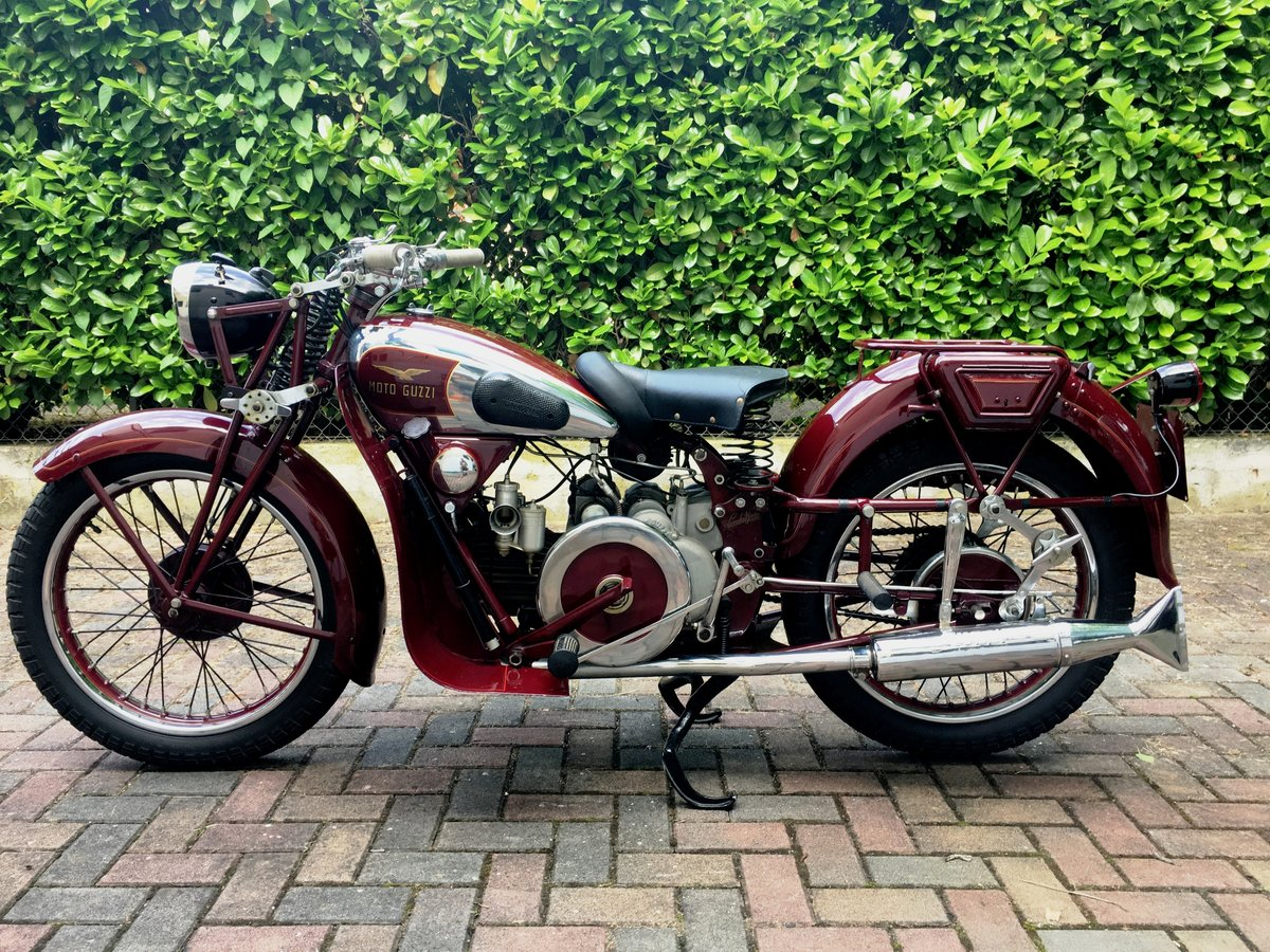 Moto Guzzi GTS 500 1938 For Sale (picture 4 of 6)