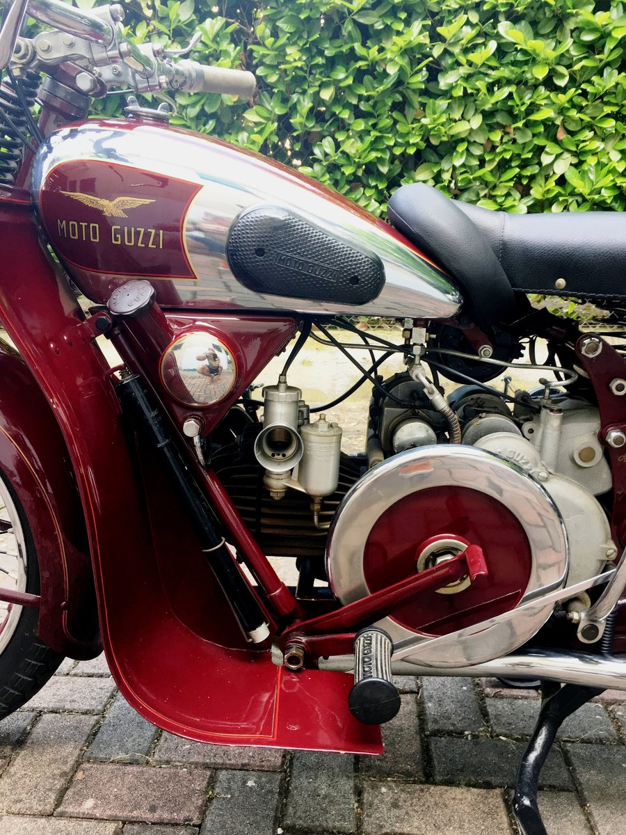 Moto Guzzi GTS 500 1938 For Sale (picture 6 of 6)