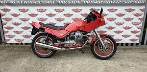 1992 Moto Guzzi Targa 750 Roadster Sports For Sale