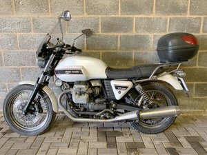 2010 Moto Guzzi V7 Classic For Sale by Auction