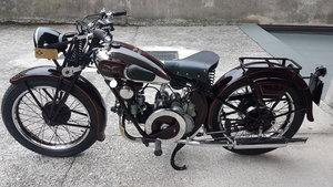 1937 Moto Guzzi S For Sale