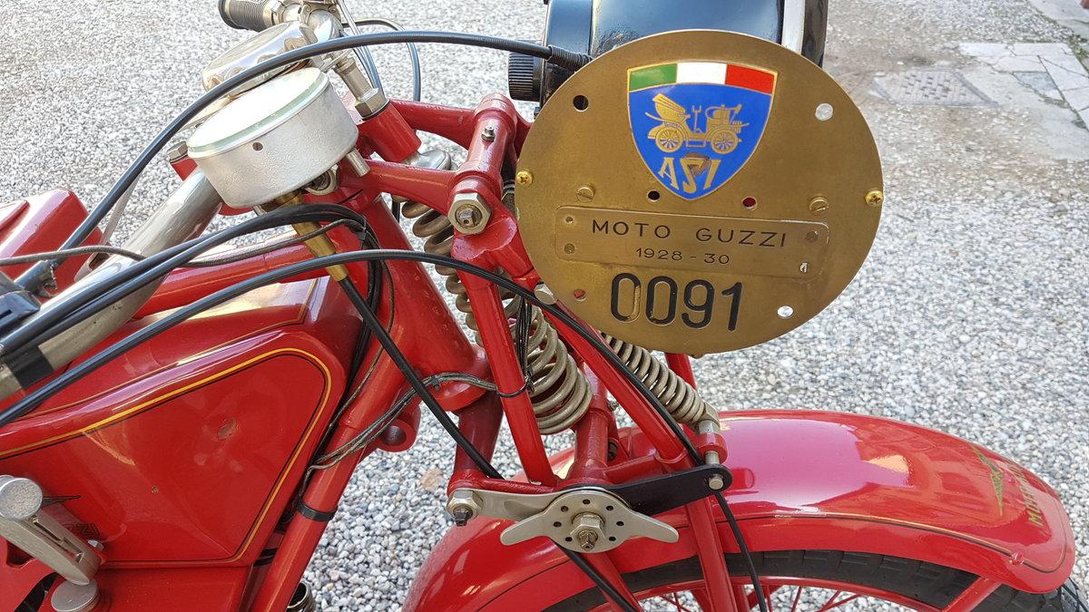 1930 Moto Guzzi 2VT For Sale (picture 1 of 6)