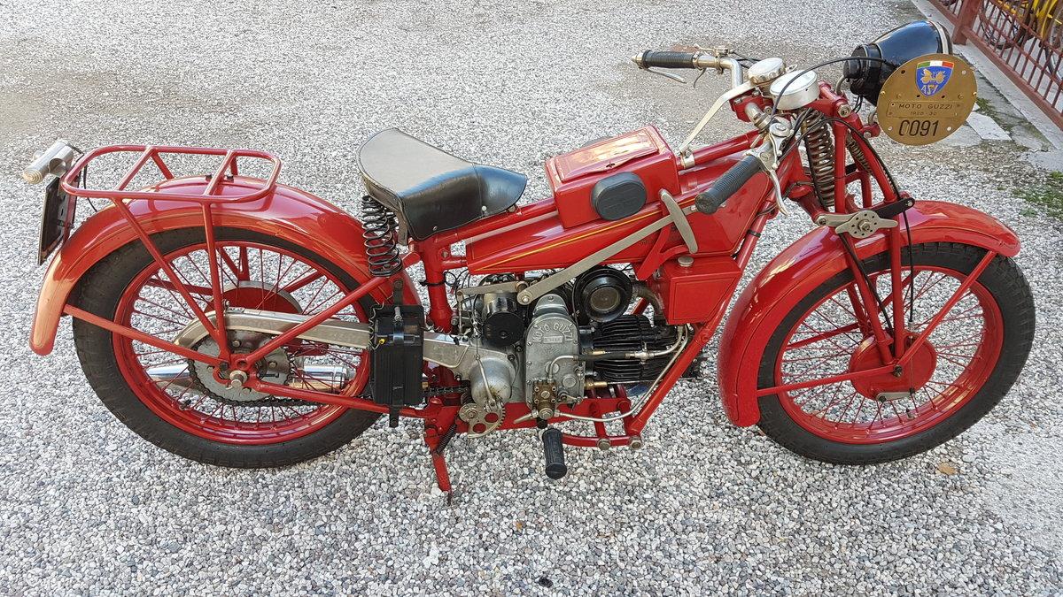 1930 Moto Guzzi 2VT For Sale (picture 3 of 6)