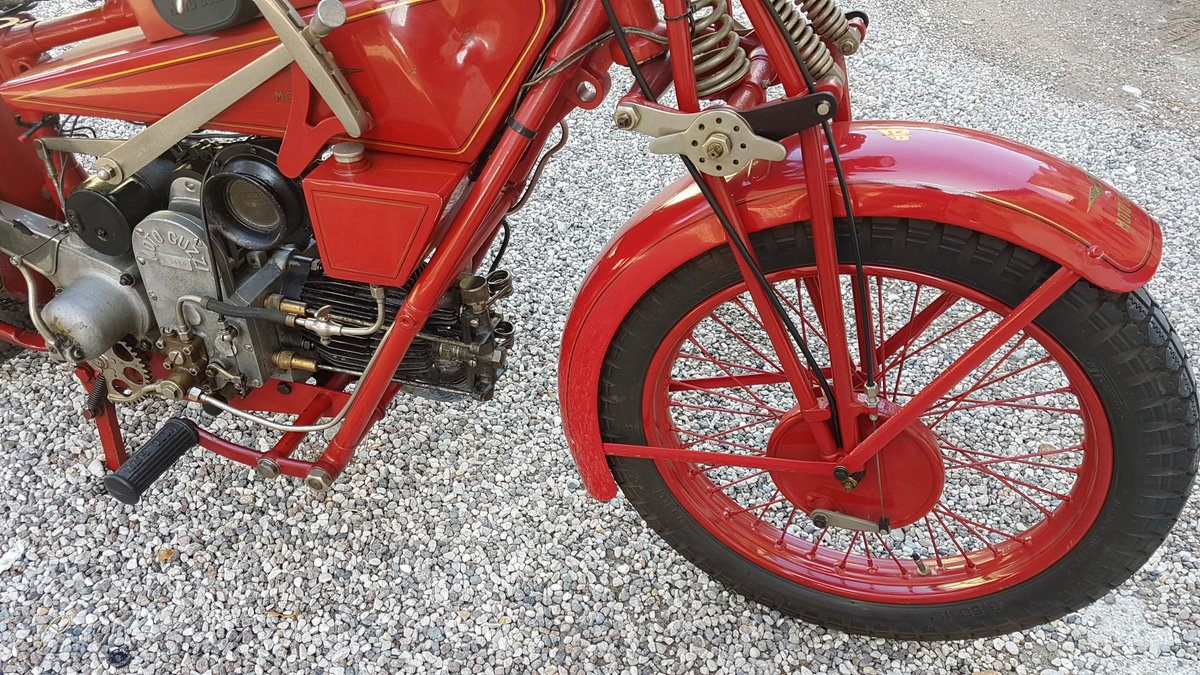 1930 Moto Guzzi 2VT For Sale (picture 4 of 6)