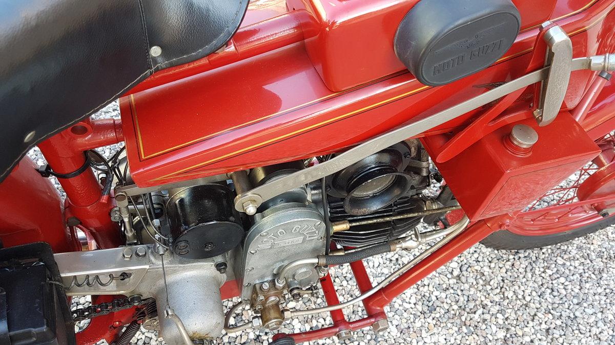 1930 Moto Guzzi 2VT For Sale (picture 6 of 6)