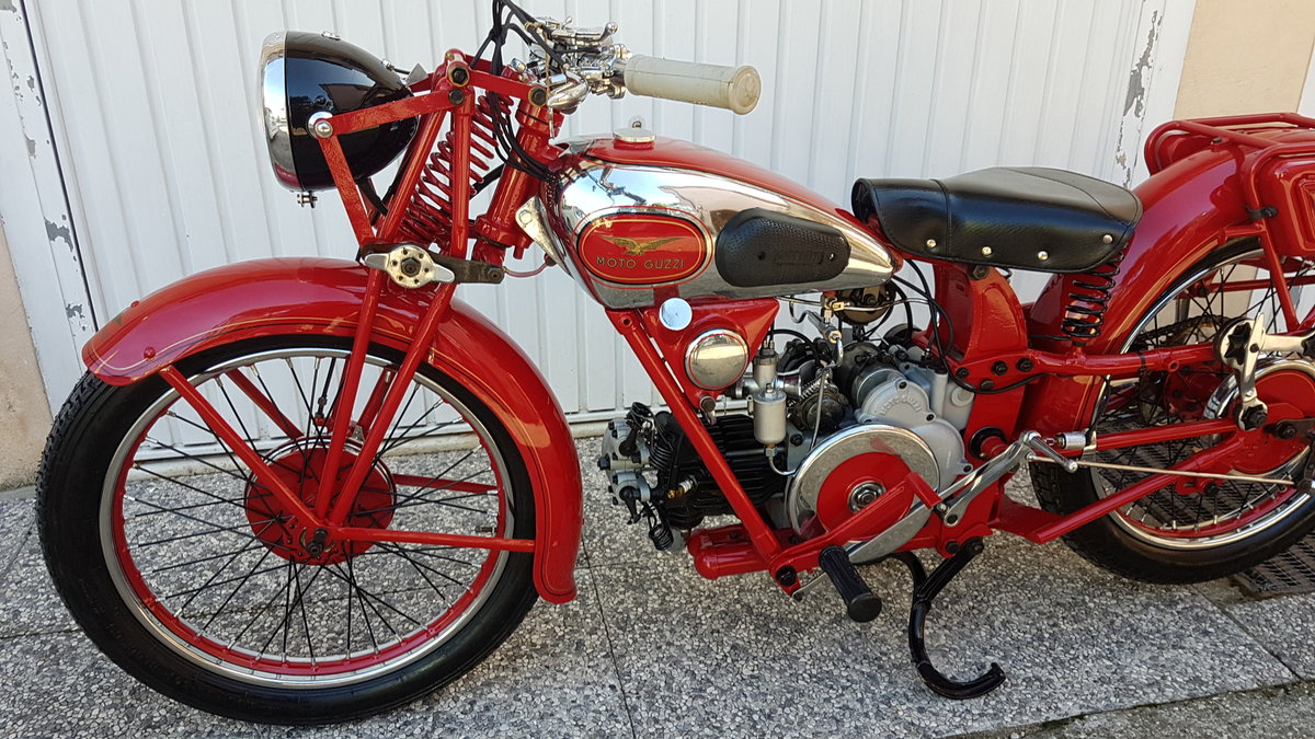1939 Moto Guzzi AIRONE For Sale (picture 4 of 6)