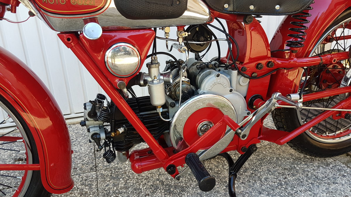 1939 Moto Guzzi AIRONE For Sale (picture 5 of 6)