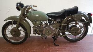 1956 Moto Guzzi Falcone militare
