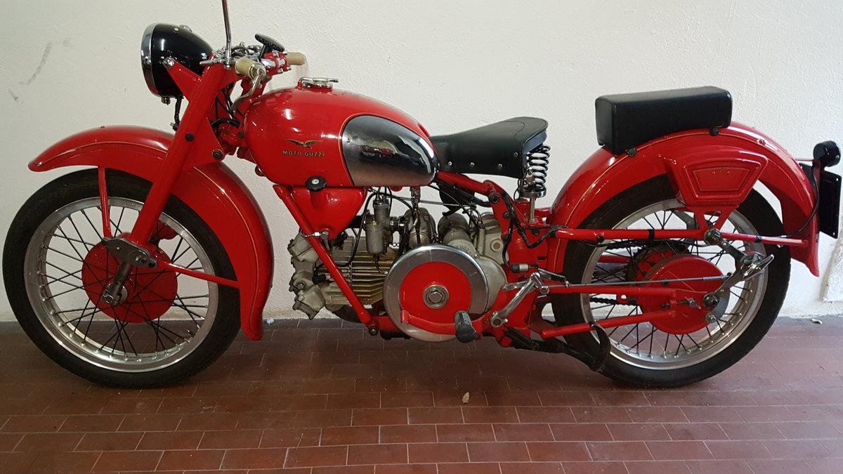 1956 Moto Guzzi Falcone sport For Sale (picture 1 of 6)