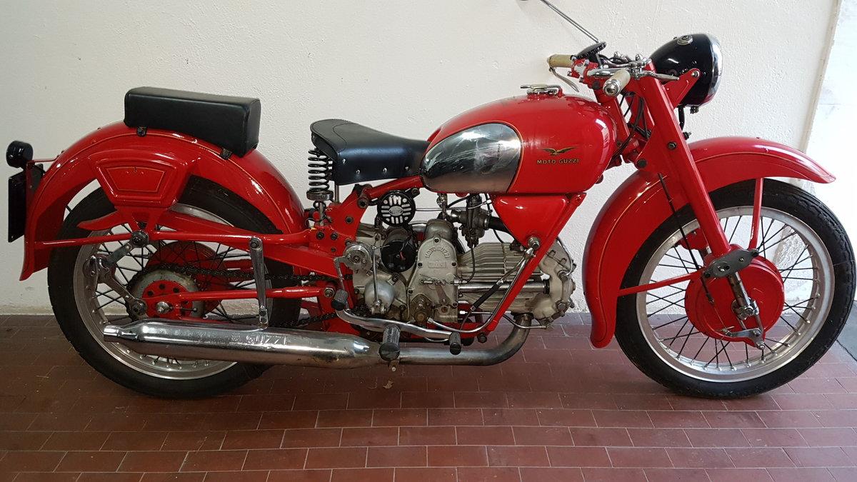 1956 Moto Guzzi Falcone sport For Sale (picture 4 of 6)