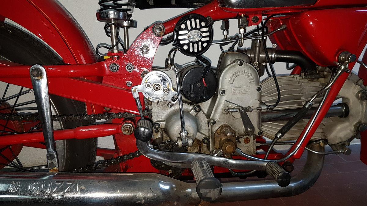 1956 Moto Guzzi Falcone sport For Sale (picture 5 of 6)