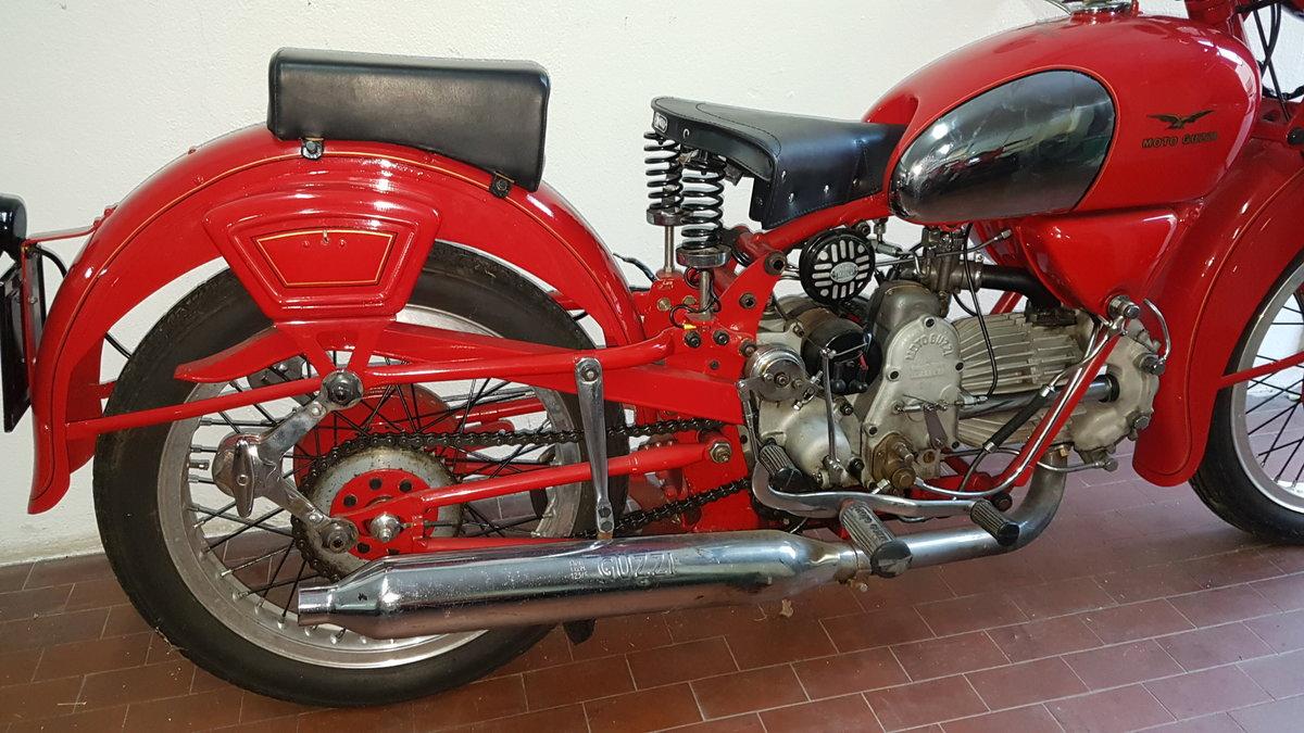 1956 Moto Guzzi Falcone sport For Sale (picture 6 of 6)
