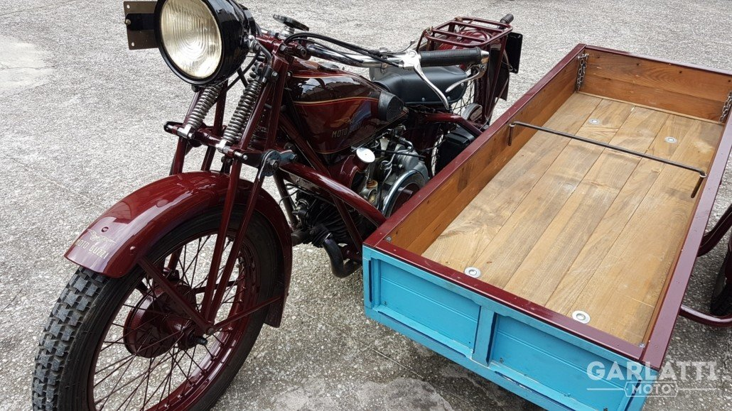 1931 Moto Guzzi Sport 15  cargo transport For Sale (picture 3 of 6)
