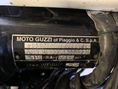 2010 Moto Guzzi V7 Classic For Sale by Auction (picture 6 of 6)
