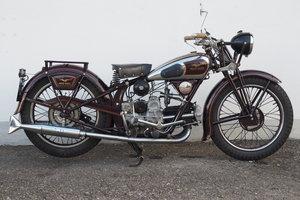 1934 Moto Guzzi 500 V BiTubo SOLD