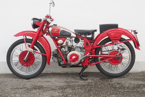 1950 Moto Guzzi Airone Sport For Sale