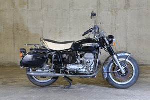 1972 Moto Guzzi 850 GT - No Reserve For Sale by Auction