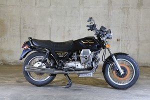 1989 Moto Guzzi 1000GT - No Reserve For Sale by Auction