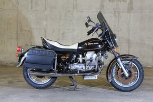 1982 Moto Guzzi California II - No Reserve For Sale by Auction