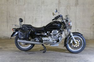 2000 Moto Guzzi  1100 California Spécial - No Reserve For Sale by Auction