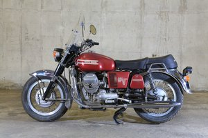 1972 Moto Guzzi 850 GT  No Reserve                     For Sale by Auction