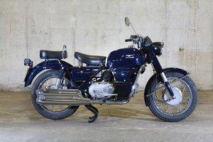 1976 Moto Guzzi Nuova Falcone 500  No Reserve          For Sale by Auction