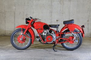 1952 Moto Guzzi Falcone 500  No Reserve      For Sale by Auction