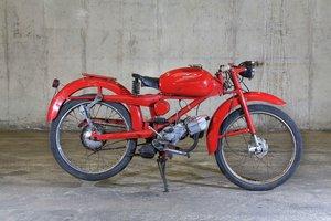 Moto Guzzi Cardellino  No reserve                 For Sale by Auction
